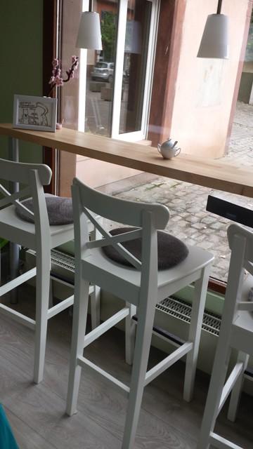 Tolle Sitzmöglichkeit