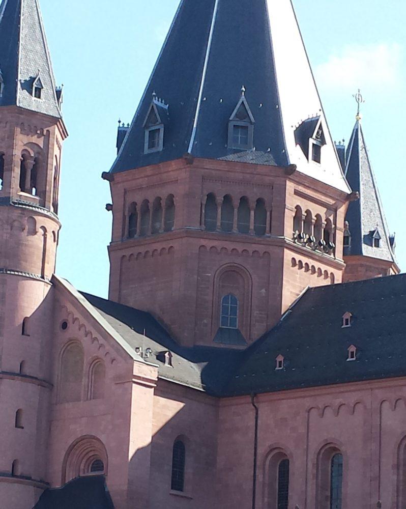 Der Klassiker: der Mainzer Dom St. Martin