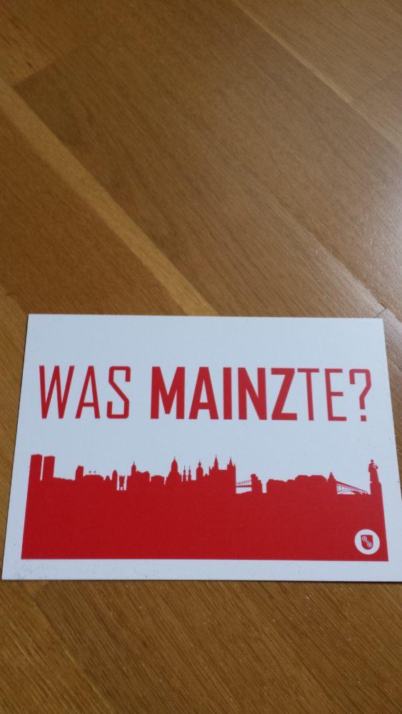 Schick, die Skyline von Mainz. Erkennst du alles?