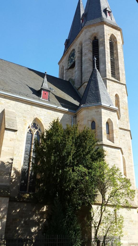 Flonheim Kirche