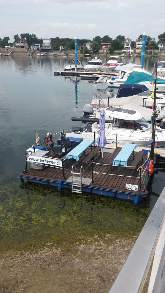 Auch spannende Floßfahrten sind hier möglich. Weitere Informationen