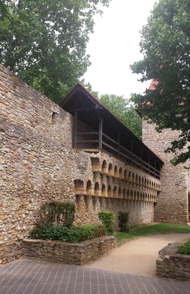Alzeyer Stadtmauer
