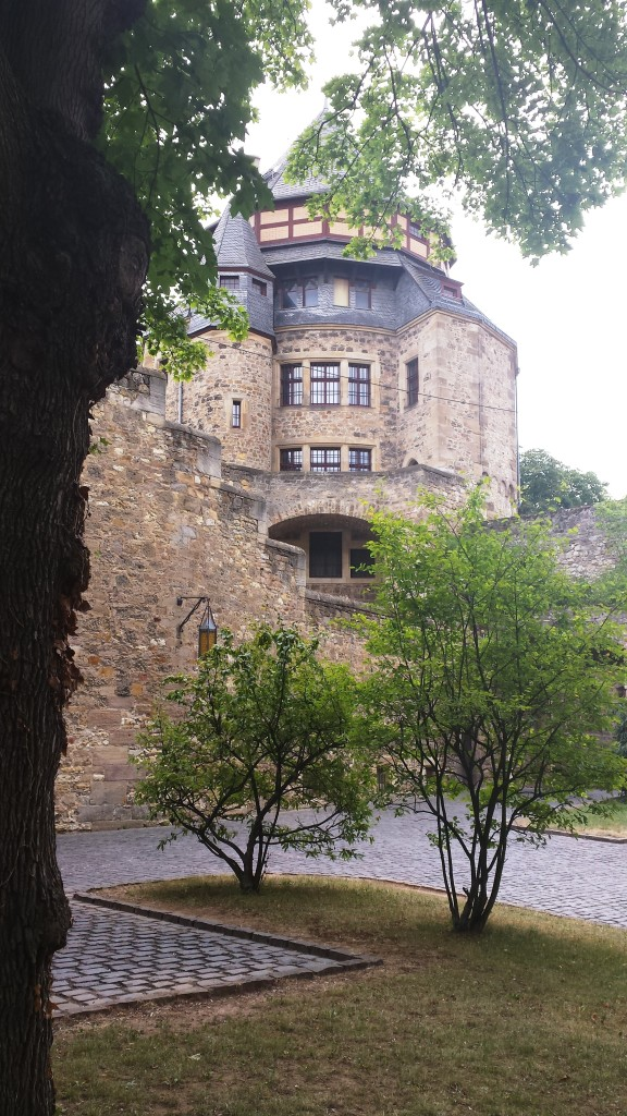 Absolutes Highlight: das Alzeyer Schloss