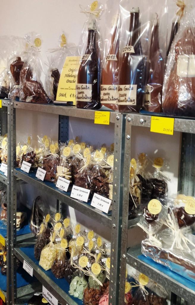 Schokolade für (nahezu) jeden Anlass
