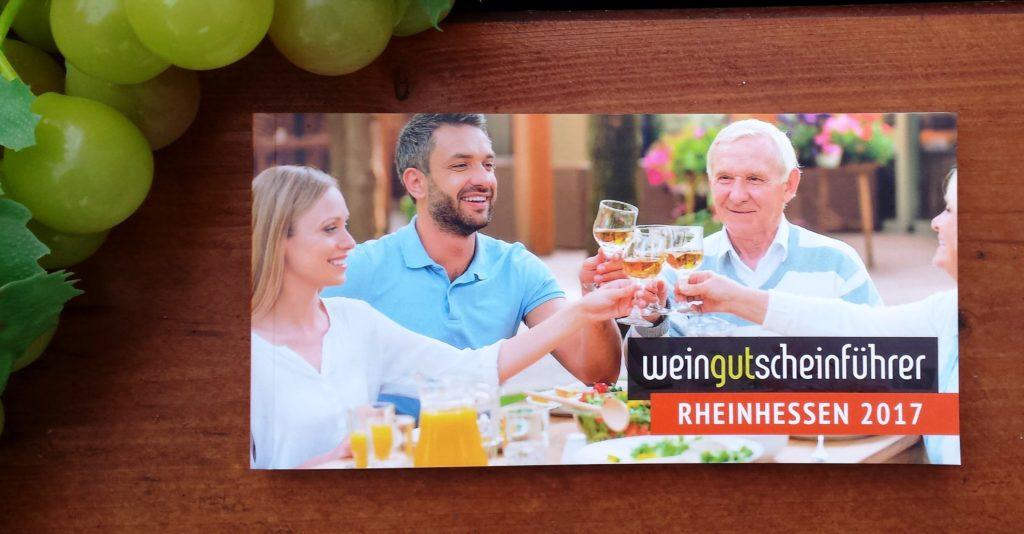 Auch sehr empfehlenswert: der Wein-Gutschein-Führer - stolzer großer Bruder von caféliebe