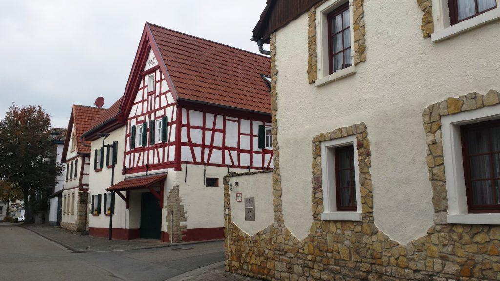 Selzen Rheinhessen Fachwerkhaus