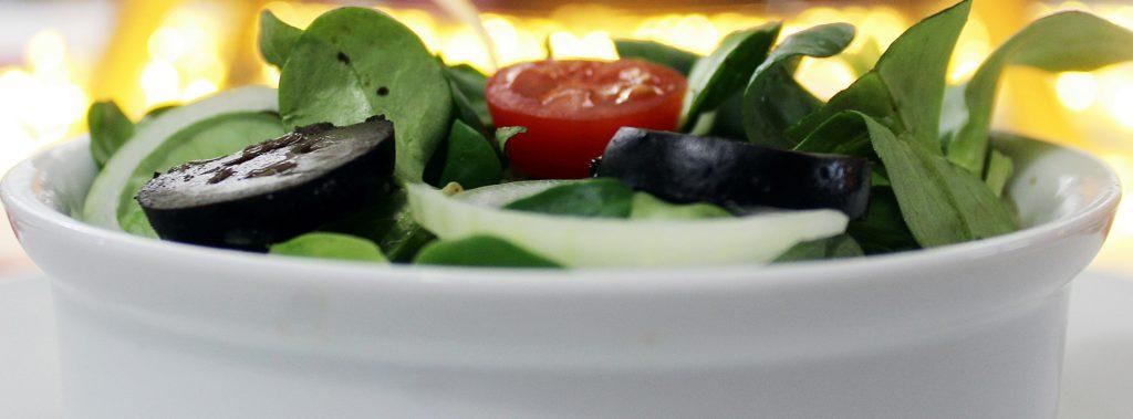 Salatgenuss auf Rhoihessisch