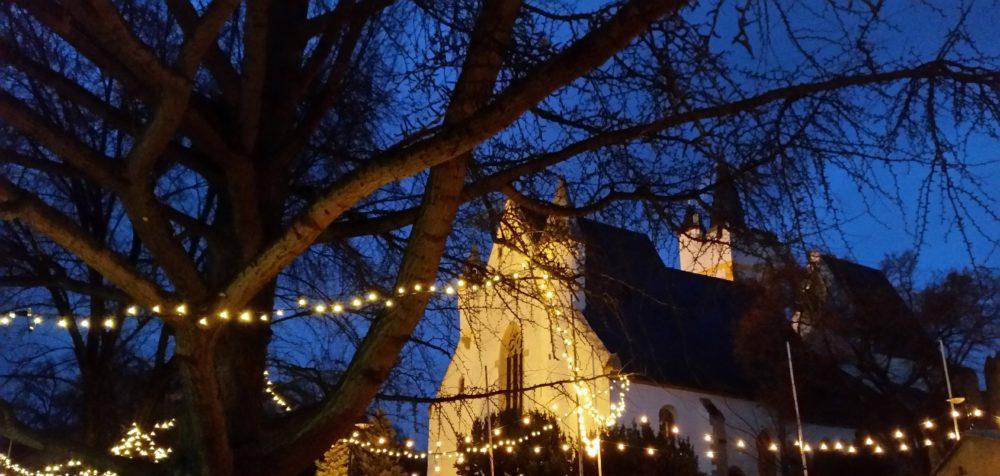 Ingelheim Rheinhessen Weihnachtsmärkte