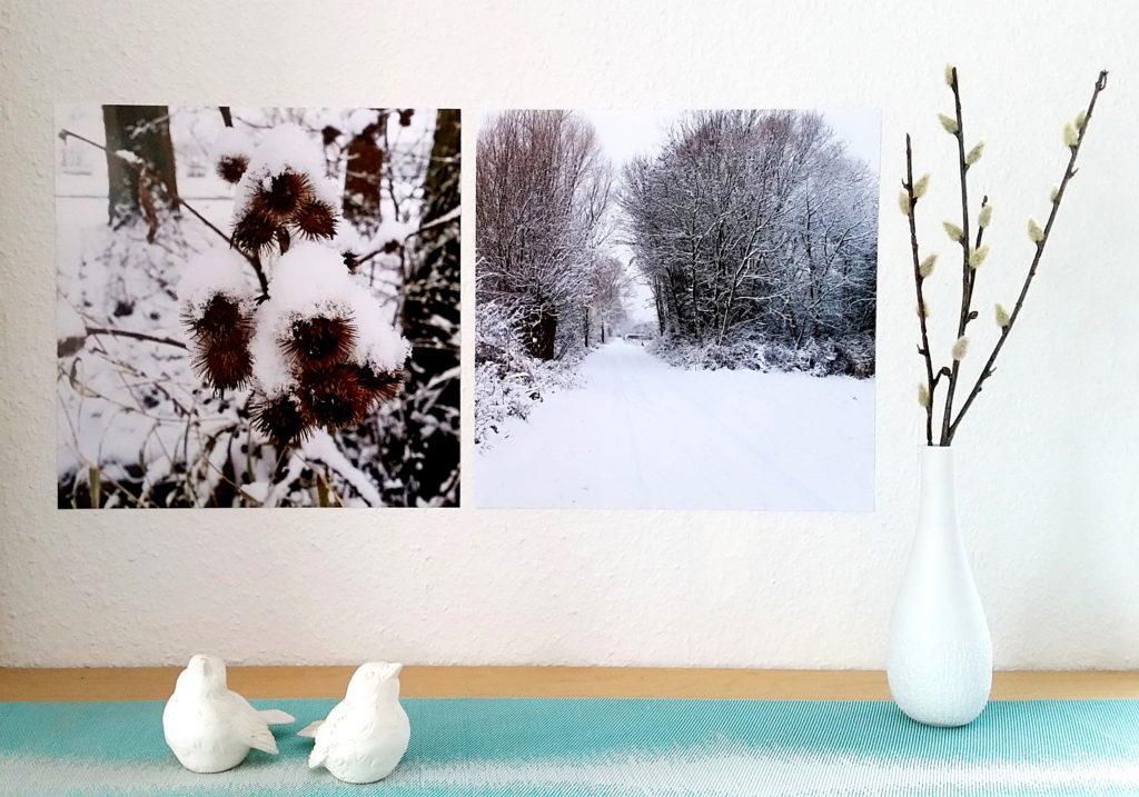 Pixum Winter Wandbilder