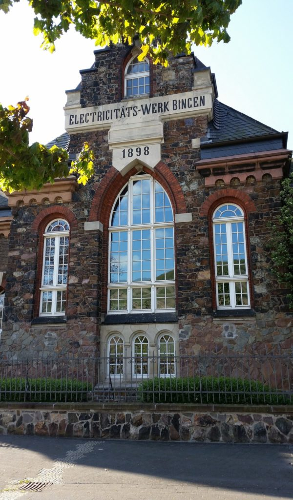 Museum am Strom Hildegard von Bingen