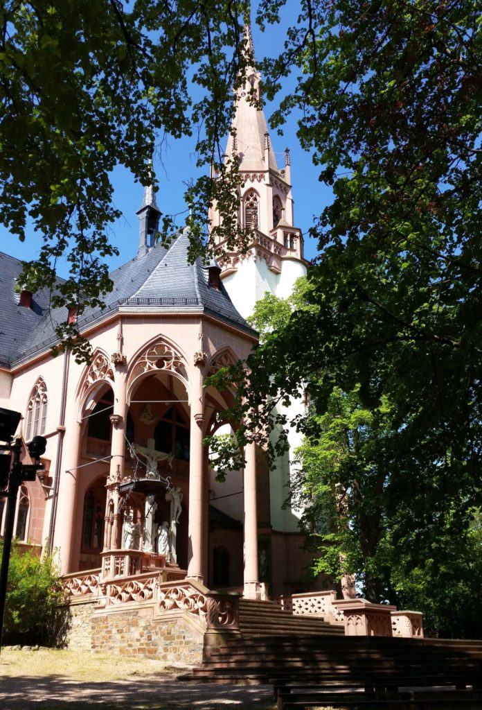Rochuskapelle Hildegard von Bingen