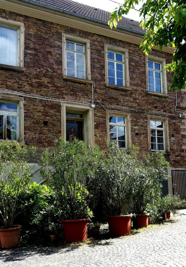 Weingut Müller Schwabsburg Haus Rheinhessen
