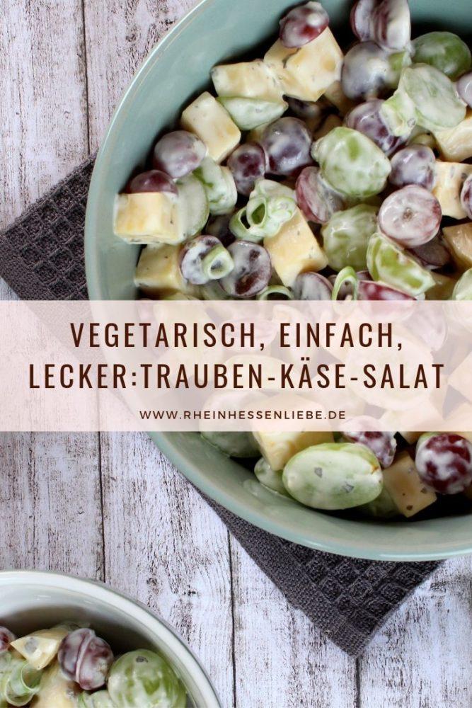 Trauben-Käse-Salat