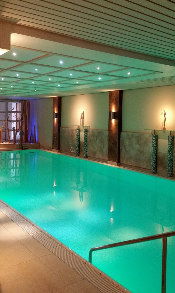 Hallenschwimmbad Atrium Hotel Mainz