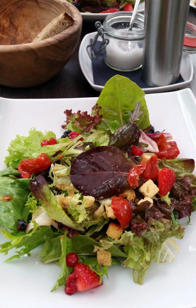 Salat Hotel Atrium Mainz