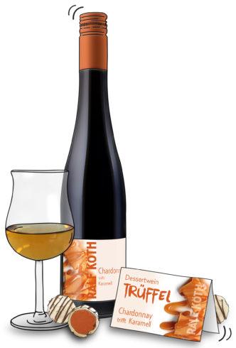 Chardonnay trifft Karamell
