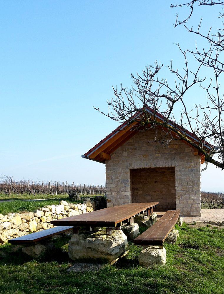 Tisch des Weines Wanderung Jugenheim