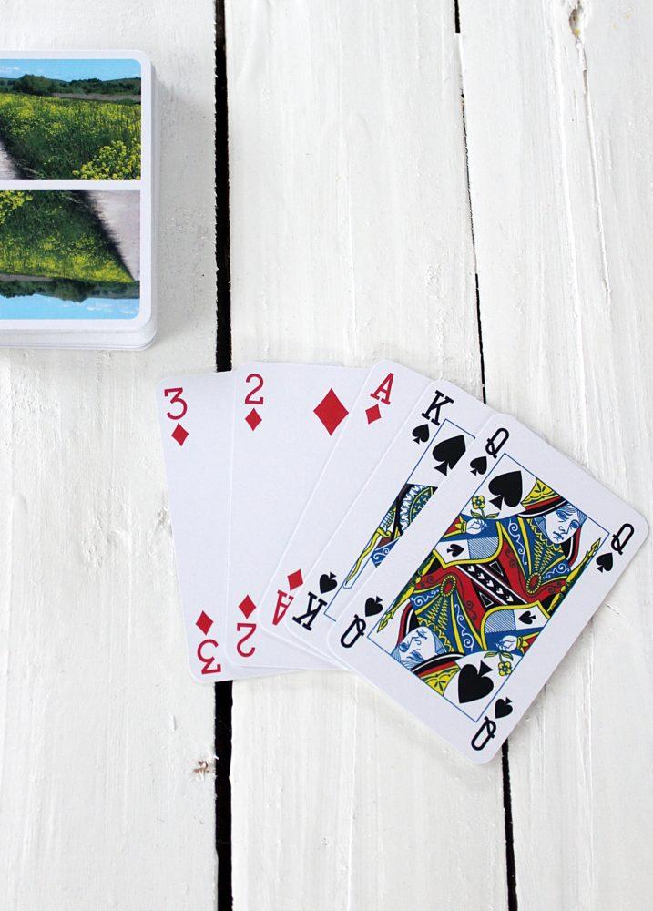 Spielkarten smartphoto