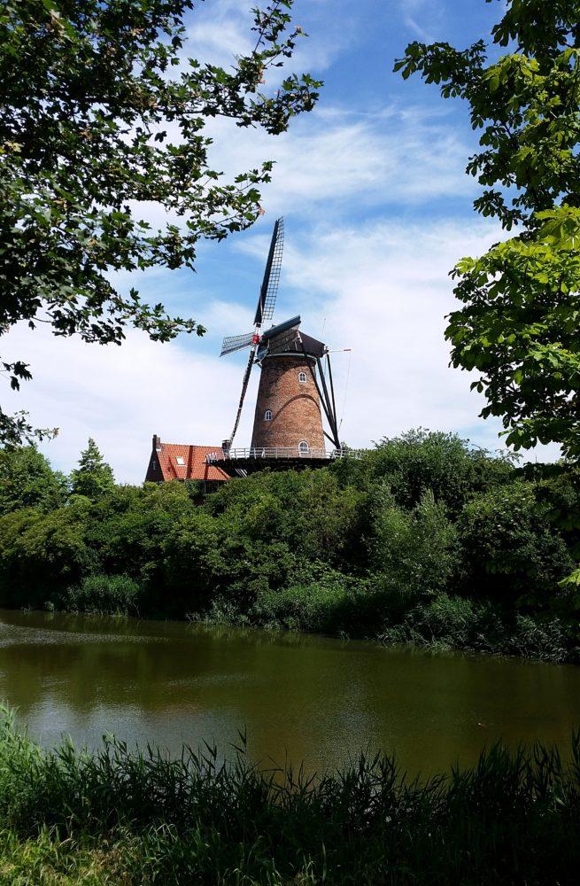 Windmühle Goes Zeeland