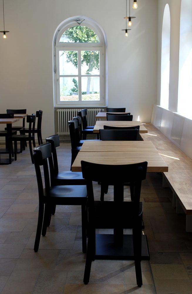 Café Ingelheim Kunstforum Altes Rathaus