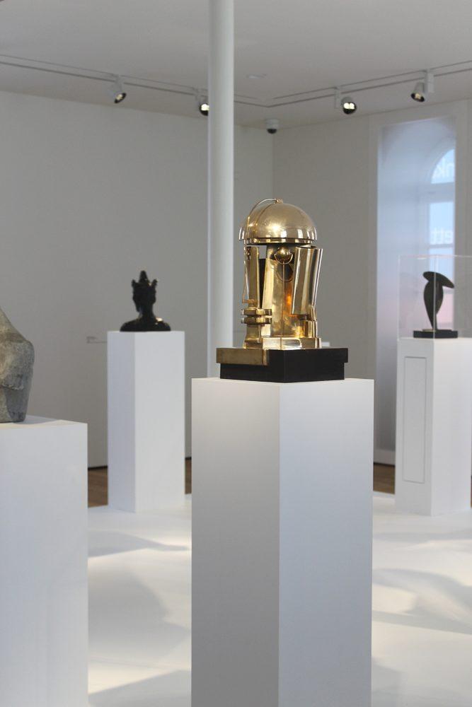 Ausstellung Mensch Skulptur Ingelheim
