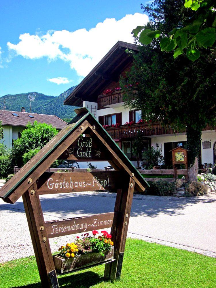 Chiemgau-Unterwössen-Gästehaus-Pöppl
