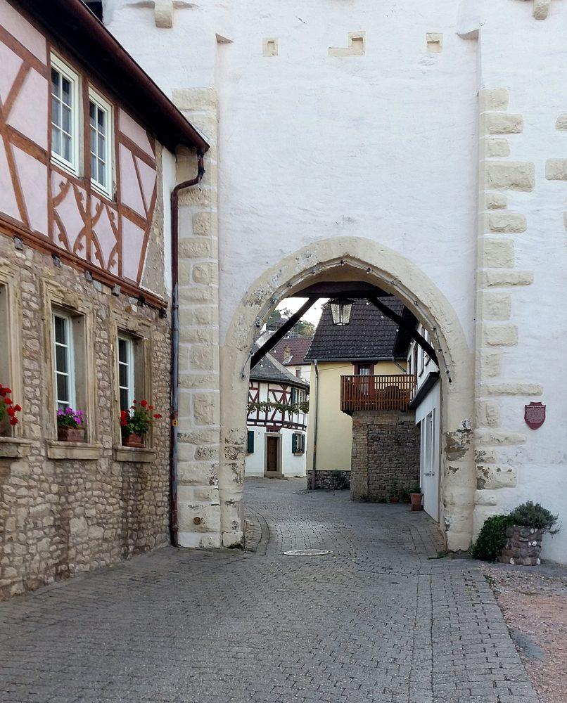 Neu-Bamberg Uhrturm