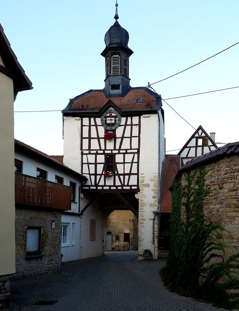 Uhrturm Neu-Bamberg