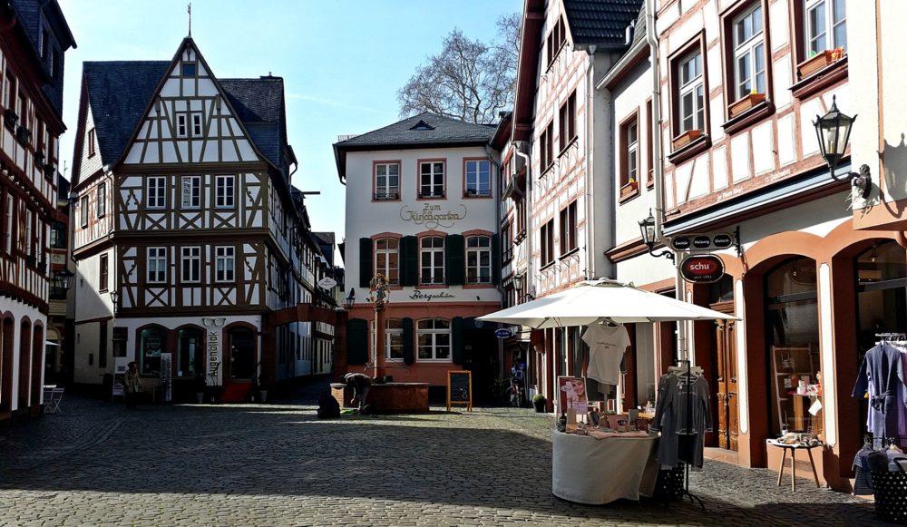 Mainzer Altstadt Kirschgarten