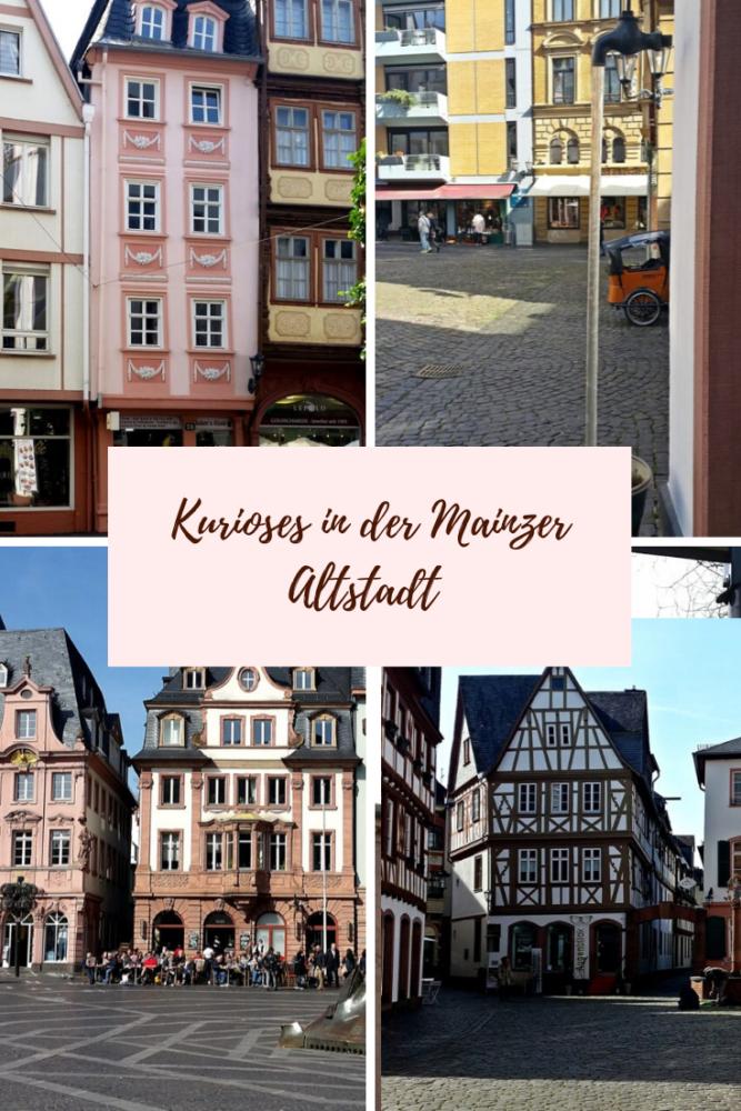 Kuriose Dinge in der Mainzer Altstadt