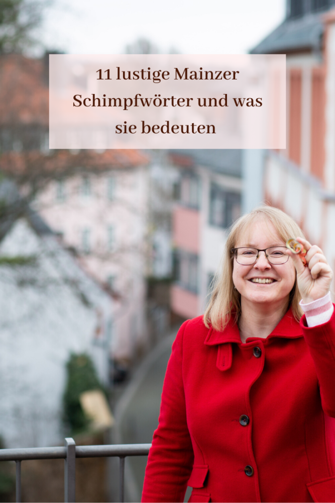 Mainzer Schimpfwörter