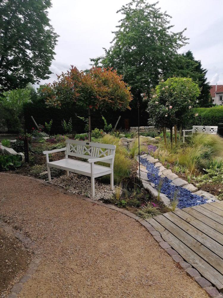 Wallertheimer Skulpturenweg Garten der Erinnerung