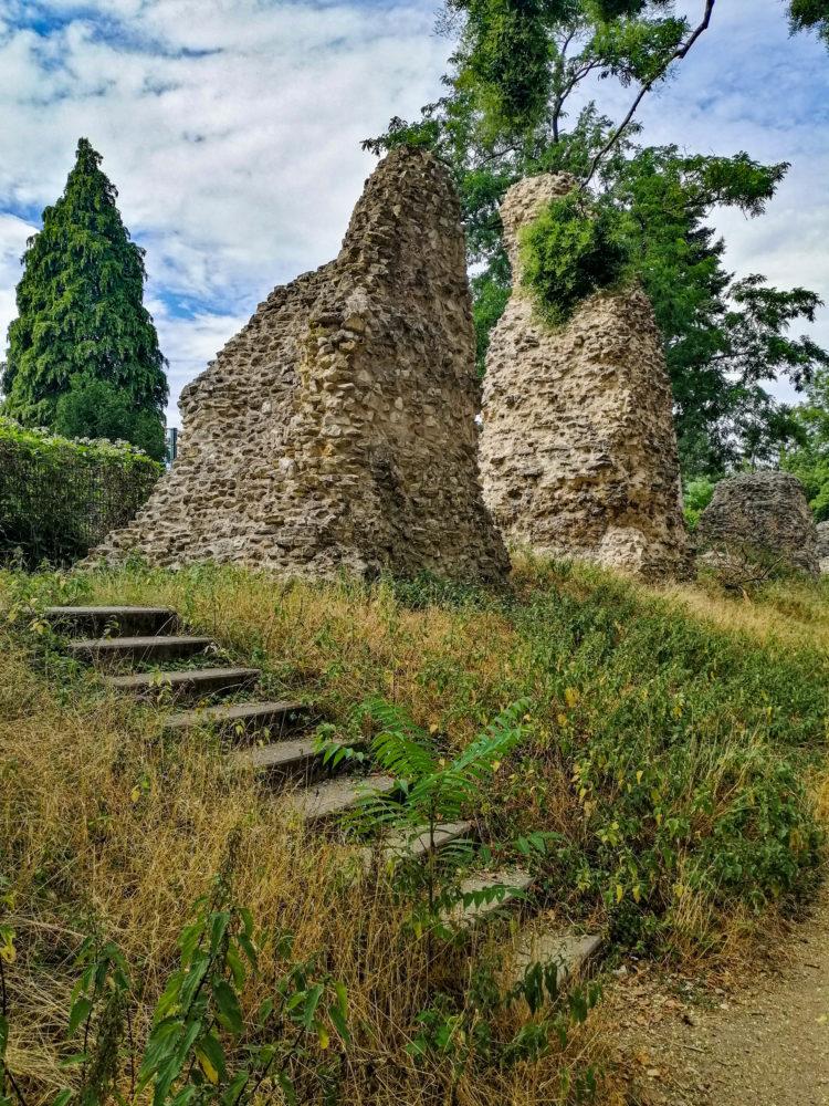 Römersteine Zahlbach