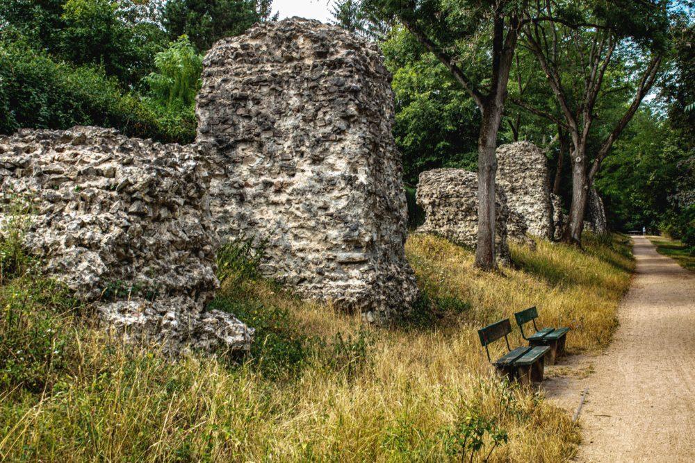 Römersteine im Zahlbachtal