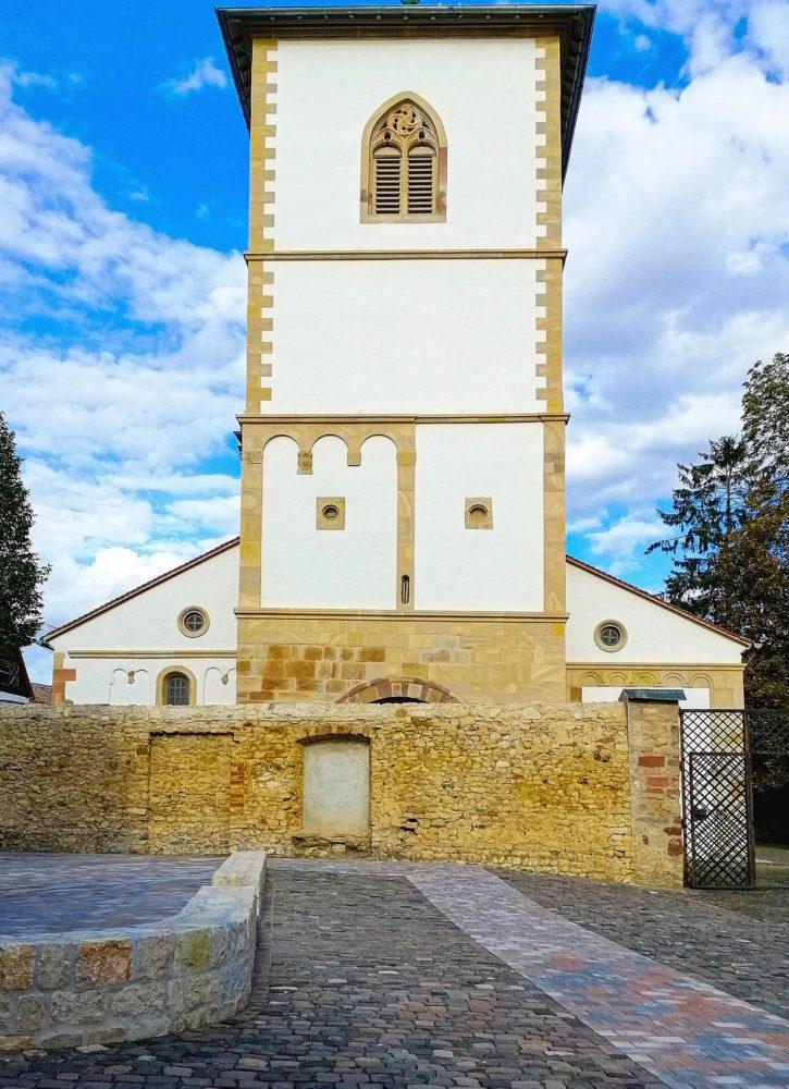Romanische Basilika Bechtheim
