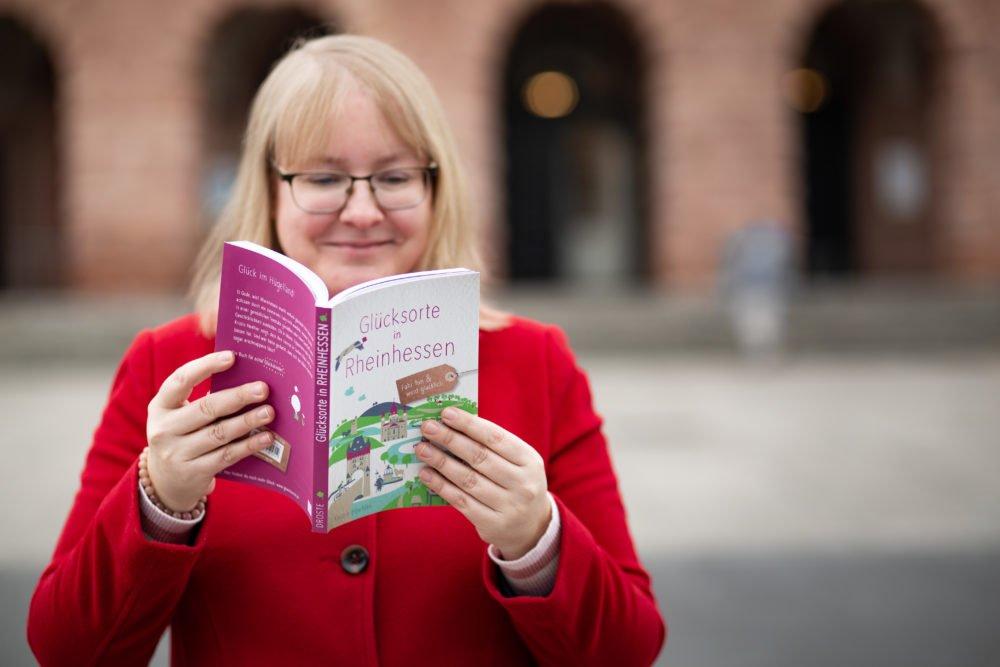 Buch Glücksorte in Rheinhessen