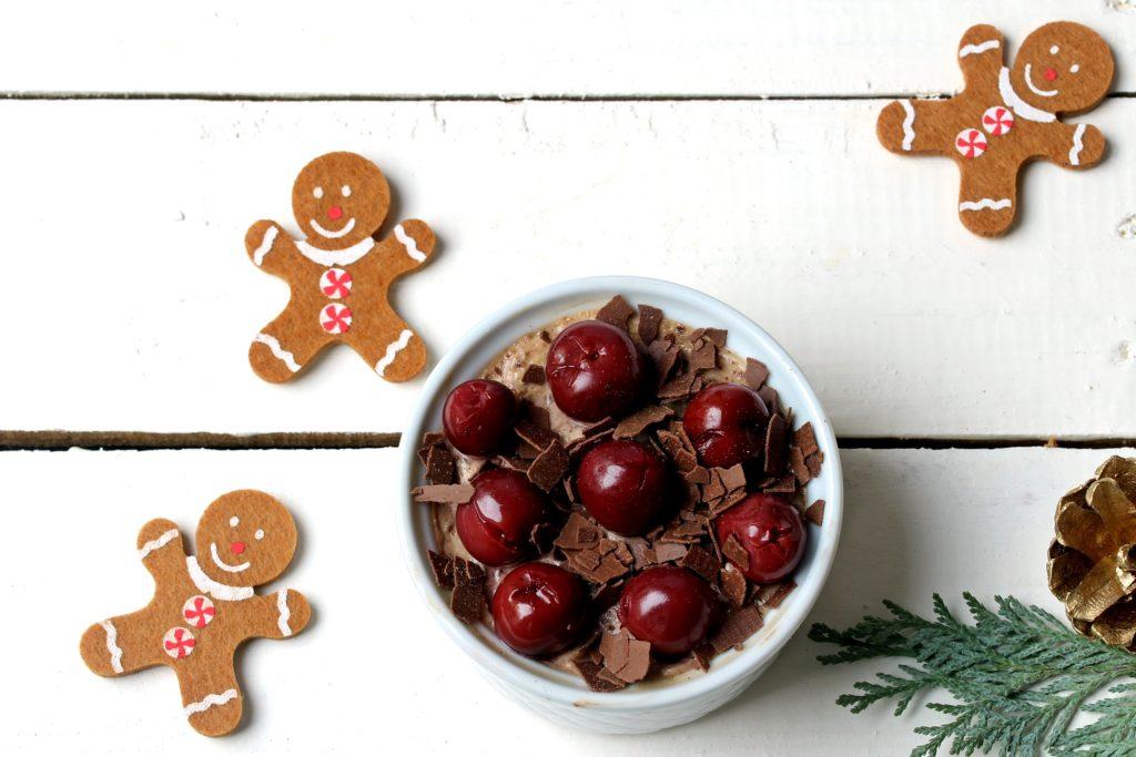 Feine Lebkuchencreme - ein himmlisches Weihnachtsdessert [Werbung]