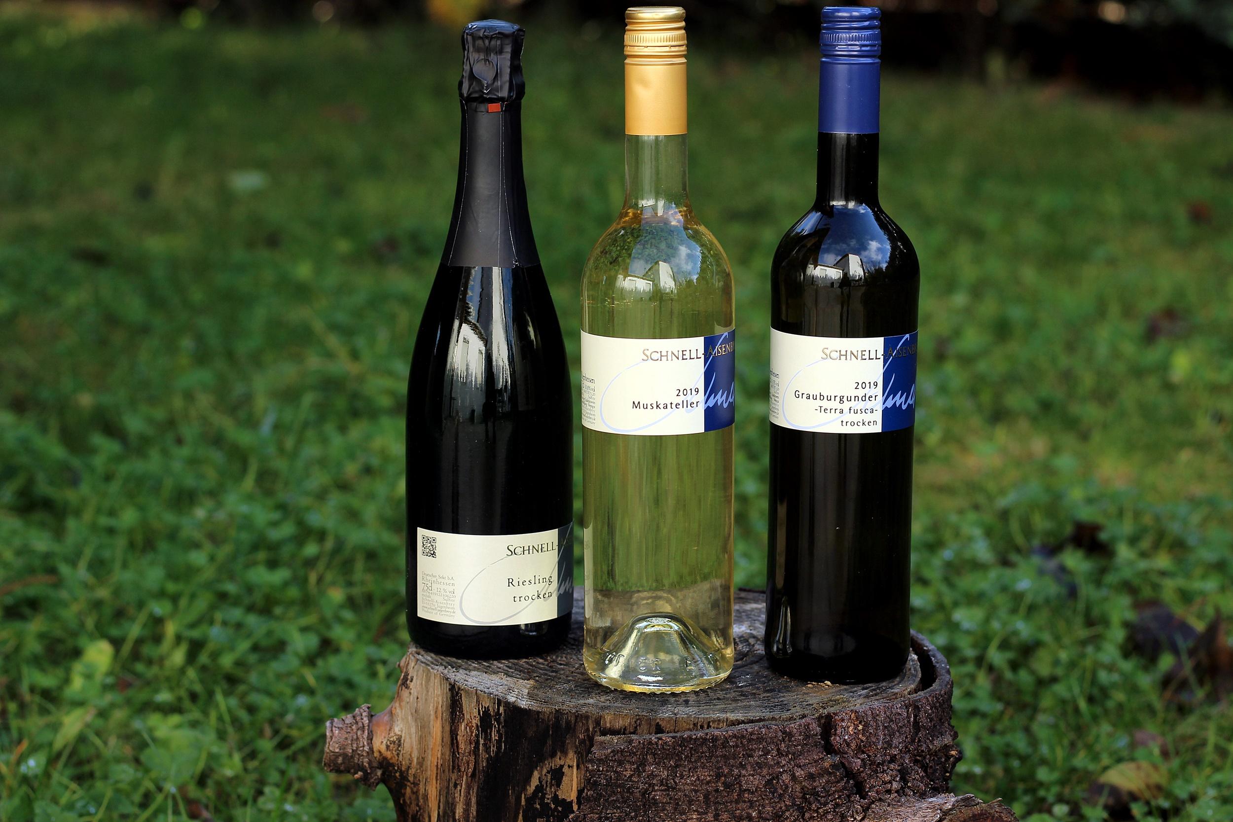 Festliches Menü mit passenden Getränken vom Weingut Schnell-Aisenbrey [Werbung] - Rheinhessenliebe