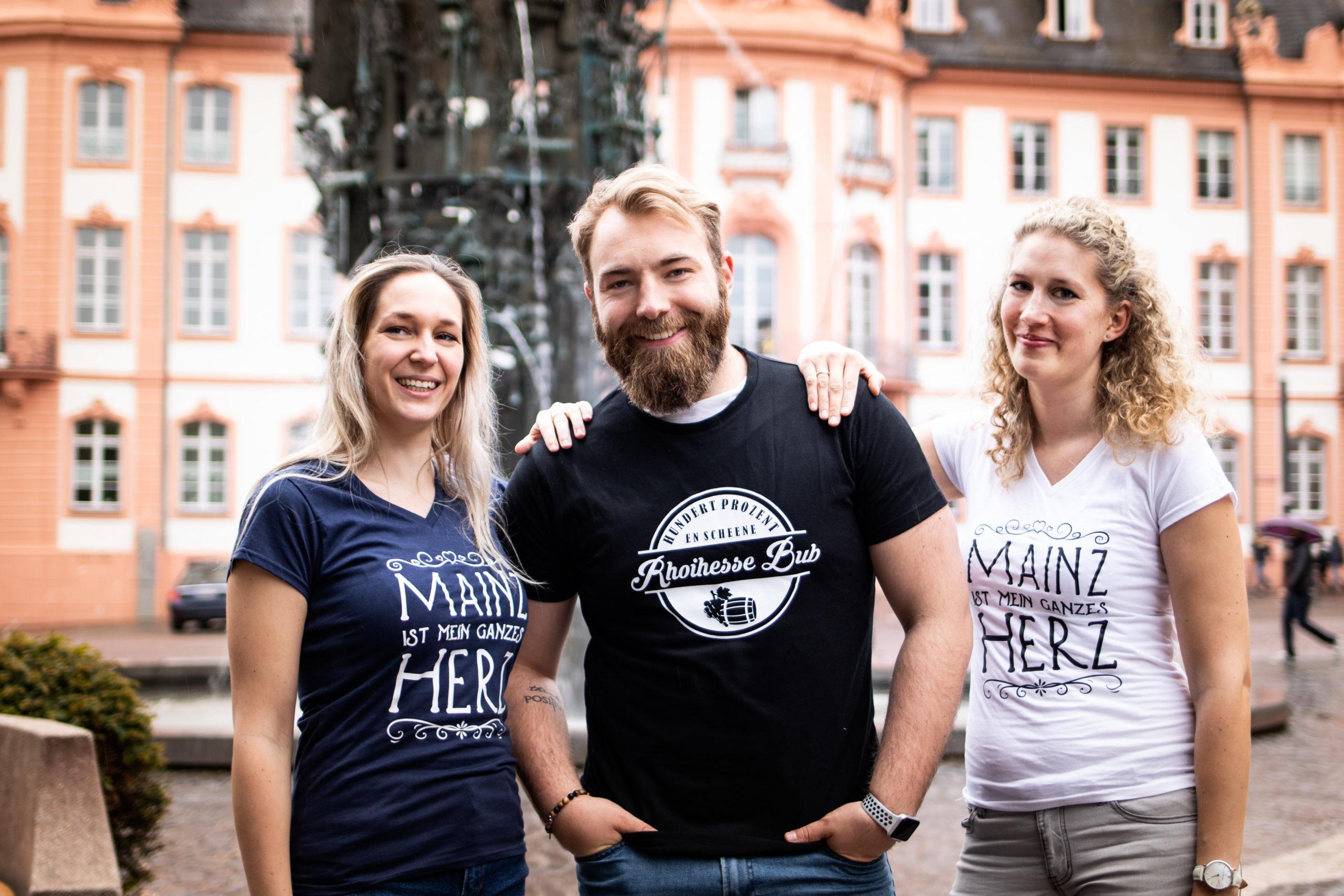 T-Shirts Rheinhessen Oster-Gewinnspiel