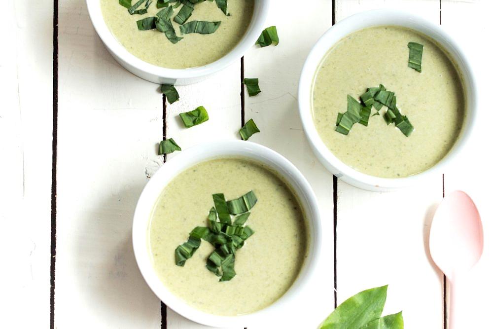Bärlauch-Suppe Bärlauch-Rezepte