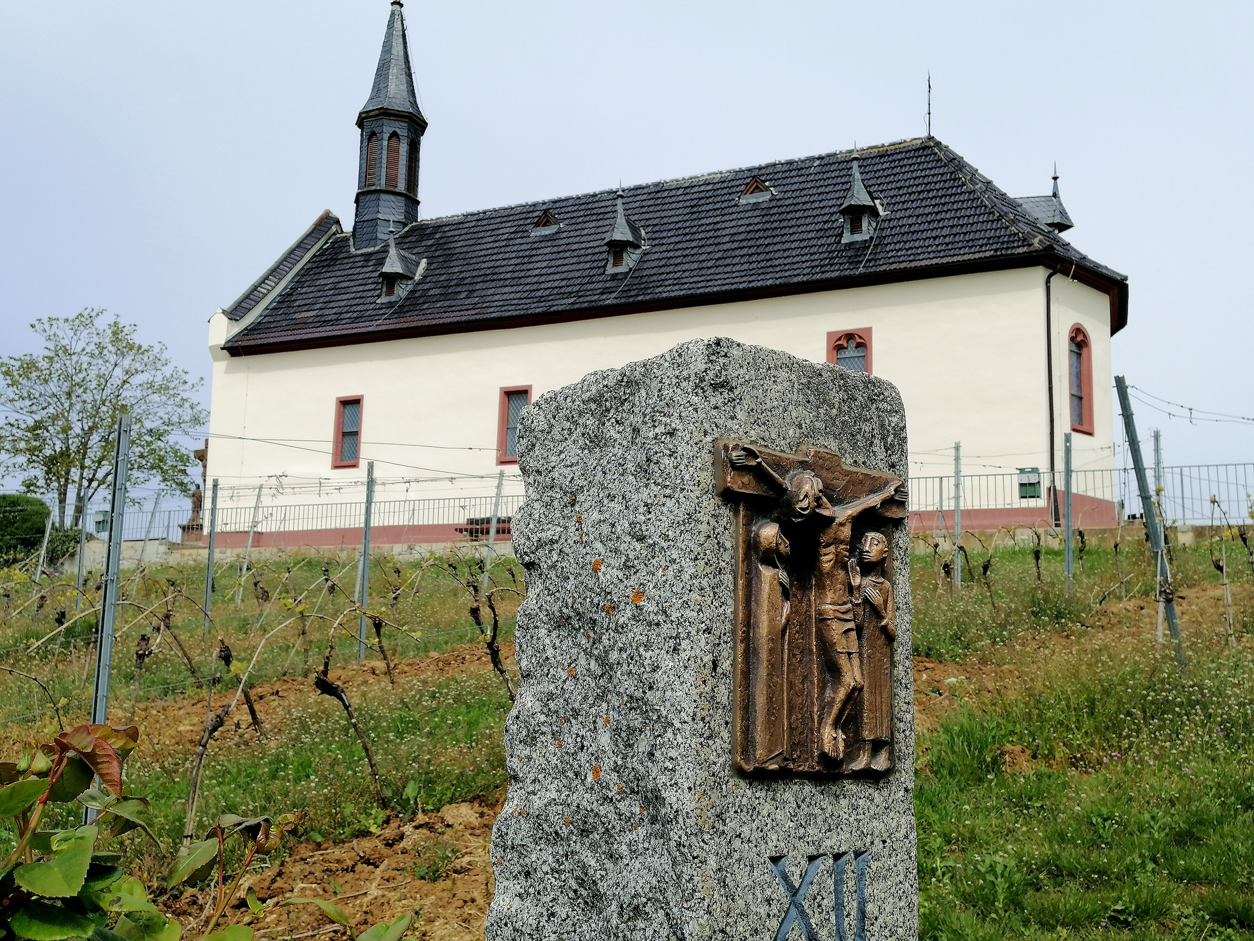 St. Michaelskapelle Abenheim Rheinhessen