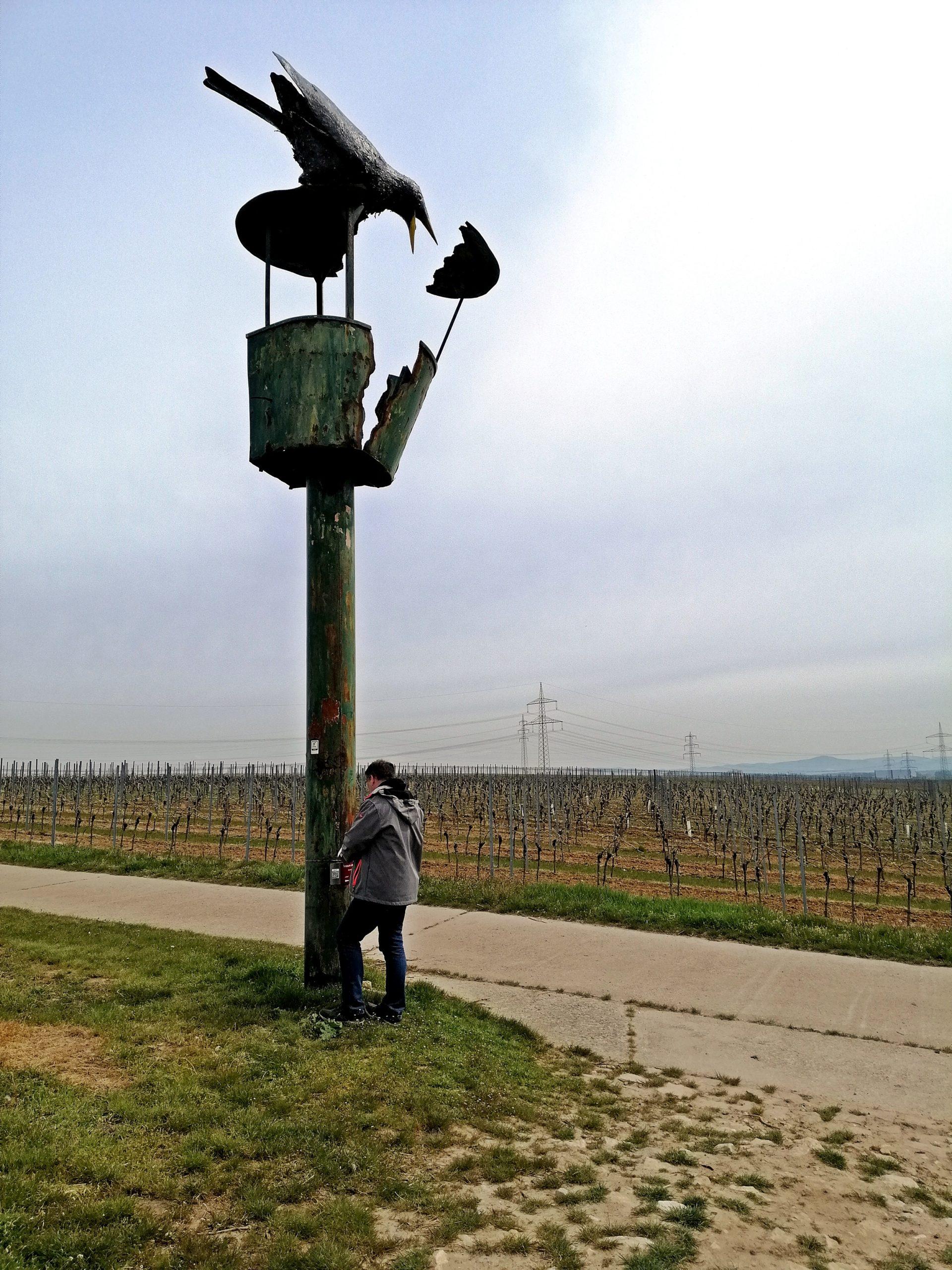 Abenheimer Skulpturenweg Ausflug Rheinhessen