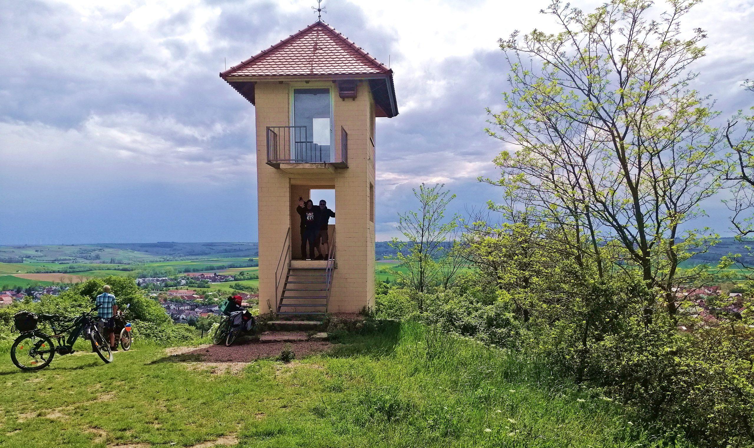Aussichtsturm Rheinhessen