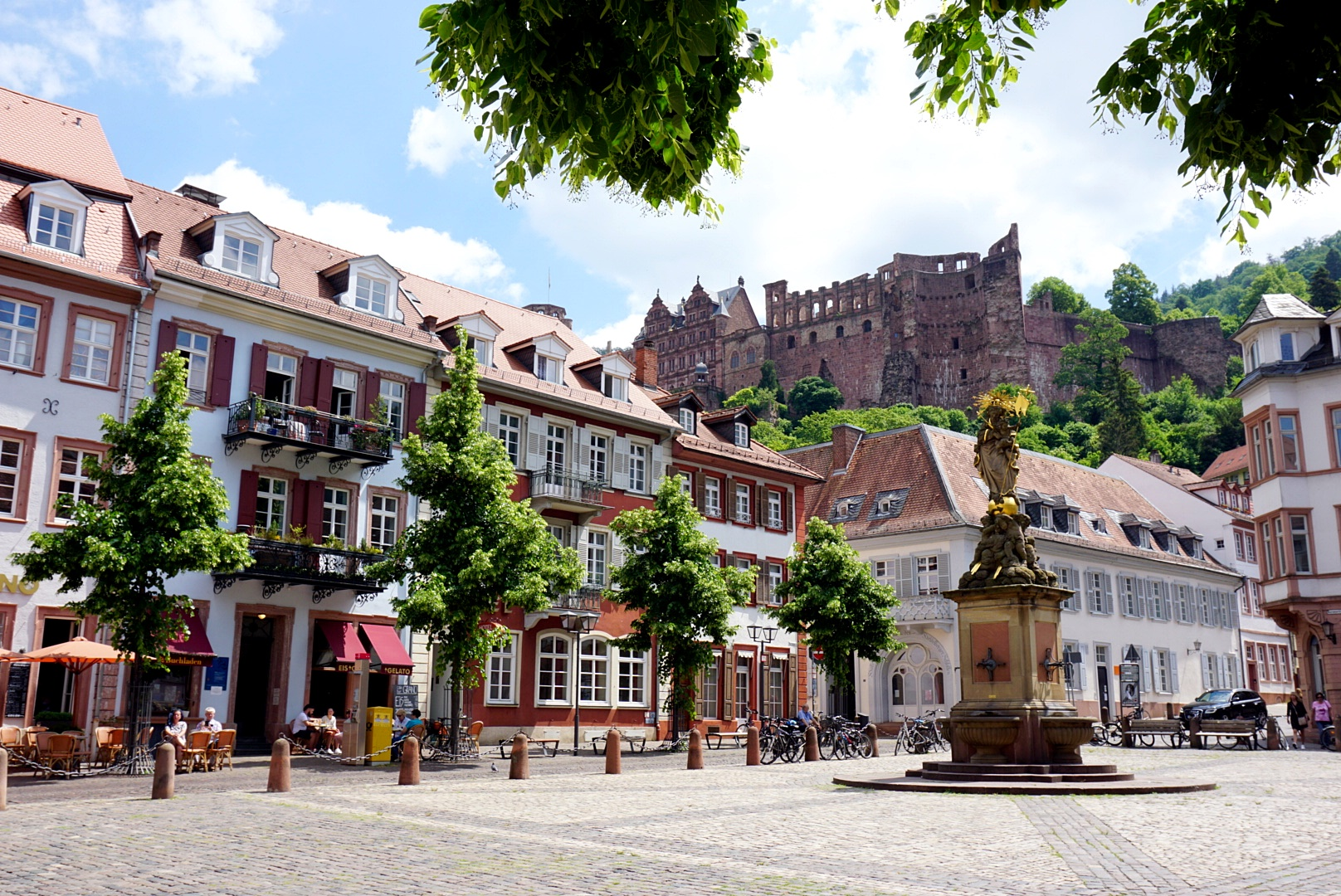 Ein Tagesausflug nach Heidelberg [Gastartikel]